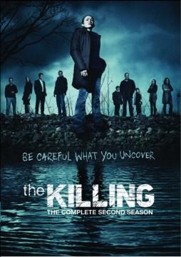 The killing. Season 2 cover image