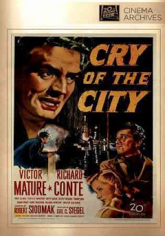 Cry of the city cover image