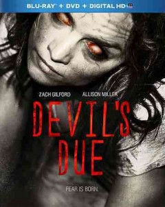 Devil's due [Blu-ray + DVD combo] cover image