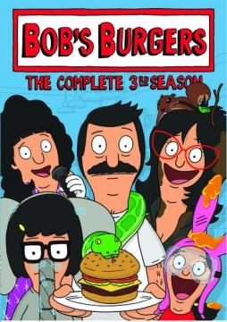 Bob's Burgers. Season 3 cover image