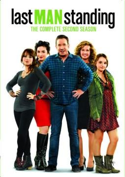 Last man standing. Season 2 cover image