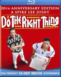 Do the right thing cover image