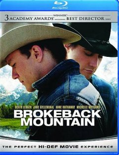 Brokeback Mountain cover image