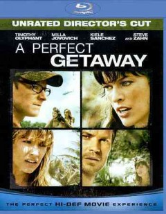 A perfect getaway cover image