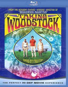 Taking Woodstock cover image