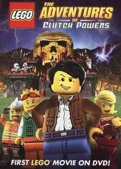 The adventures of Clutch Powers cover image