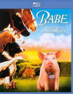 Babe a little pig goes a long way cover image