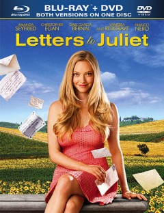 Letters to Juliet [Blu-ray + DVD combo] cover image