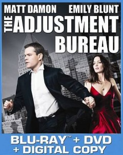 The adjustment bureau [Blu-ray + DVD combo] cover image