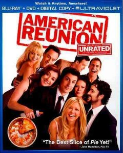 American reunion [Blu-ray + DVD combo] cover image