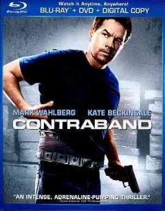 Contraband [Blu-ray + DVD combo] cover image