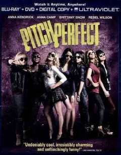 Pitch perfect [Blu-ray + DVD combo] cover image