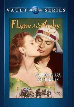 Flame of Araby cover image