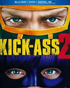 Kick-Ass. 2 [Blu-ray + DVD combo] cover image