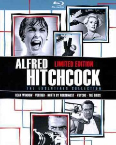 Alfred Hitchcock the essentials collection cover image