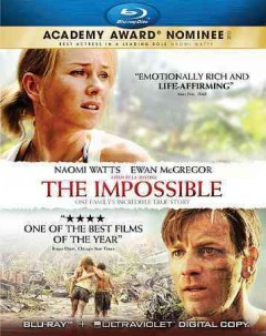 The impossible cover image
