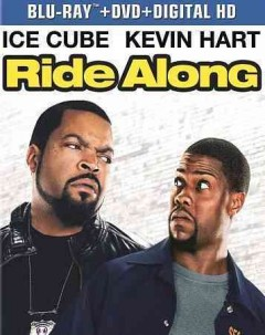 Ride along [Blu-ray + DVD combo] cover image