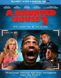 A haunted house 2 [Blu-ray + DVD combo] cover image