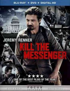 Kill the messenger [Blu-ray + DVD combo] cover image