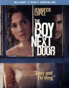 The boy next door [Blu-ray + DVD combo] cover image