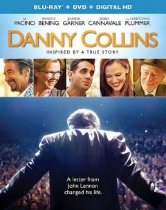 Danny Collins [Blu-ray + DVD combo] cover image