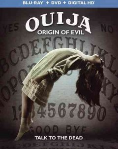 Ouija [Blu-ray + DVD combo] origin of evil cover image