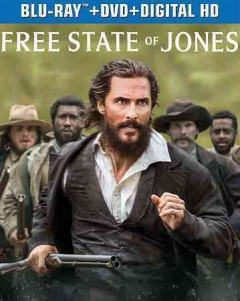 Free state of Jones [Blu-ray + DVD combo] cover image