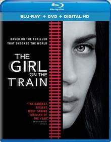 The girl on the train [Blu-ray + DVD combo] cover image