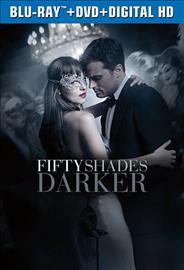 Fifty shades darker [Blu-ray + DVD combo] cover image