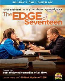 The edge of seventeen [Blu-ray + DVD combo] cover image
