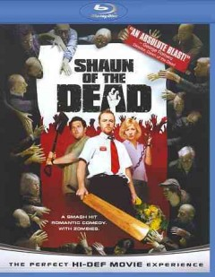 Shaun of the dead cover image