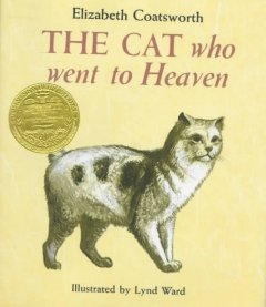The cat who went to heaven cover image