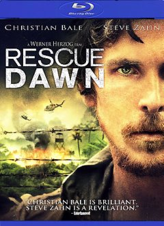 Rescue dawn cover image