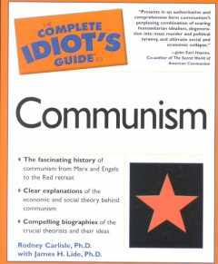 The complete idiot's guide to communism cover image
