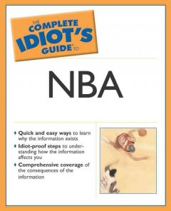 The complete idiot's guide to the NBA cover image