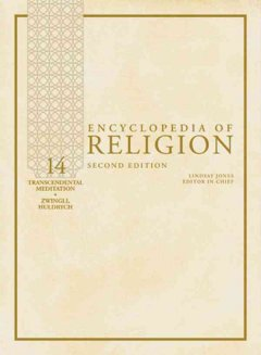 Encyclopedia of religion cover image