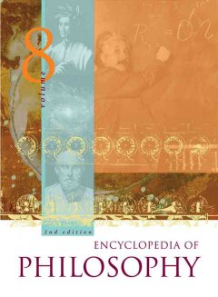 Encyclopedia of philosophy cover image