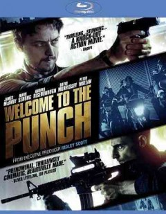 Welcome to the punch cover image
