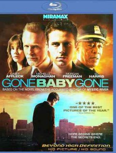 Gone baby gone cover image