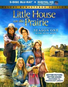 Little house on the prairie. Season 1 & the pilot movie cover image