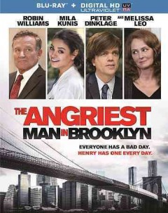 The angriest man in Brooklyn cover image