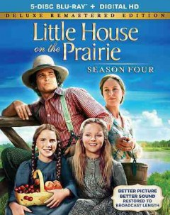 Little house on the prairie. Season 4 cover image