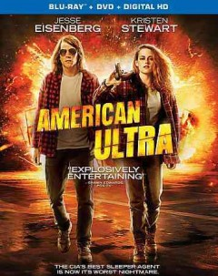 American ultra [Blu-ray + DVD combo] cover image