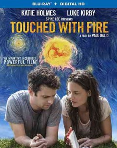 Touched with fire cover image