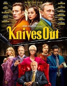 Knives out [Blu-ray + DVD combo] cover image