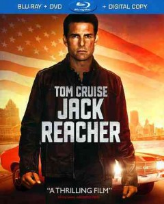 Jack Reacher  [Blu-ray + DVD combo] cover image