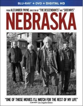 Nebraska [Blu-ray + DVD combo] cover image