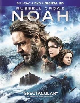 Noah [Blu-ray + DVD combo] cover image