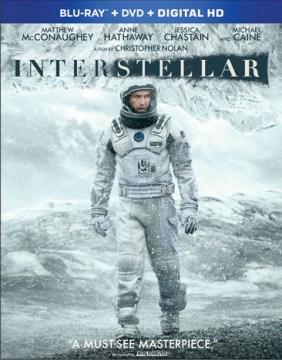 Interstellar [Blu-ray + DVD combo] cover image