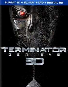 Terminator genisys [3D Blu-ray + Blu-ray + DVD combo] cover image